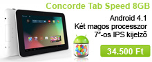 Concorde Tab Speed 8GB