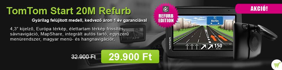 TomTom GO 500 Refurb