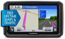 Garmin Dezl 770LMT Európa kamionos navigáció