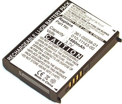Garmin Zumo 660, Nüvi 550 akkumulátor