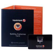 TomTom sebességmérő kamera adatbázis 1 éves előfizetés