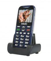 Evolveo EasyPhone XD EP-600 senior mobiltelefon kék