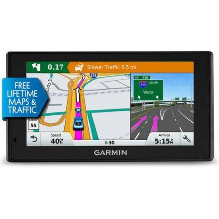 Garmin DriveSmart 70LMT Európa Élettartam frissítés