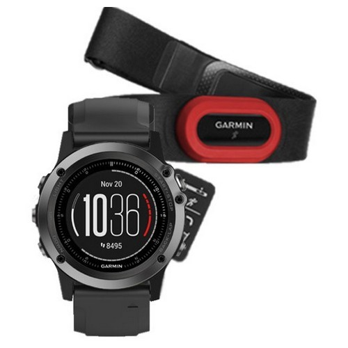 Garmin Fenix 3 Sapphire HR Performer Bundle - GPS.hu navigációs ... e510865eb4