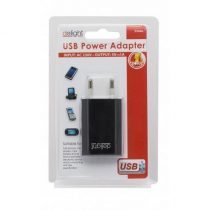 Delight USB-s hálózati adapter (1A)