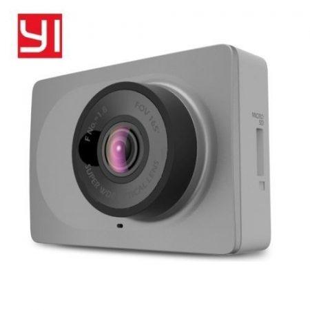 Xiaomi YI Dash Cam menetrögzítő kamera szürke