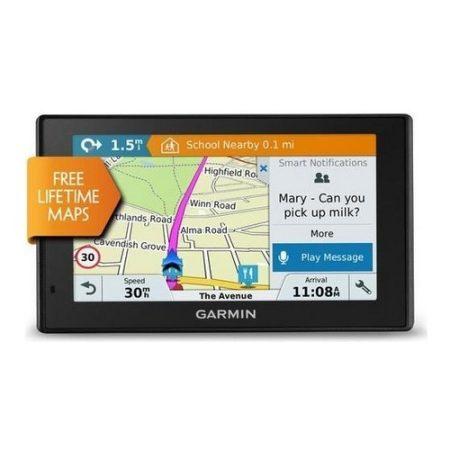 Garmin DriveSmart 50LM Európa Élettartam frissítés