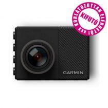 Garmin Dash Cam 65W menetrögzítő kamera