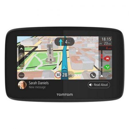 TomTom GO Professional 6200 Europe kamionos, buszos navigáció