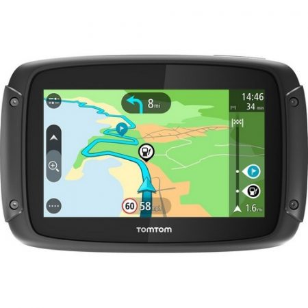 TomTom Rider 450 World Map