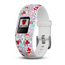 Garmin Vívofit jr. 2 Disney Minnie Mouse/Minnie egér (csatos)
