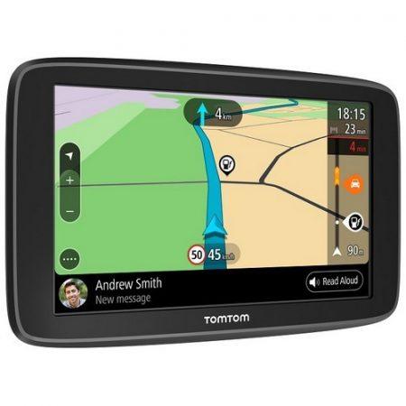 TomTom GO Basic 6 Wifi Europe (élettartam frissítés)