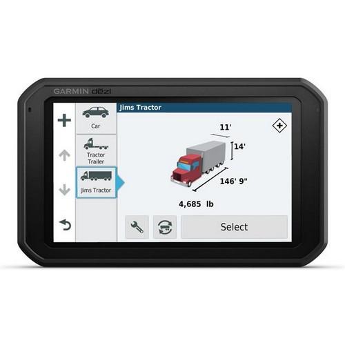 garmin nüvi európa térkép letöltés Garmin Dezl 780LMT D Európa kamionos, buszos navigáció   GPS.hu  garmin nüvi európa térkép letöltés