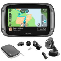 TomTom Rider 550 World Map Premium Pack