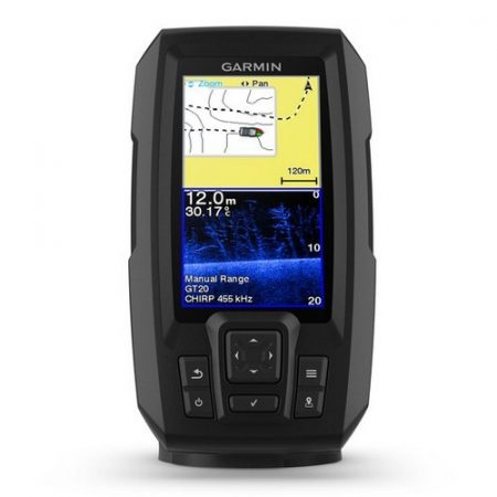 Garmin Striker Plus 4cv halradar