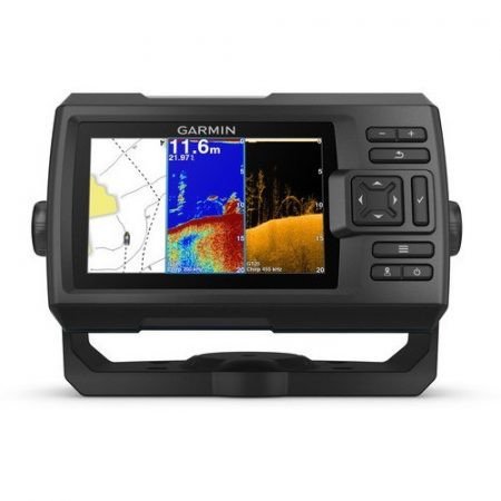Garmin Striker Plus 5cv halradar