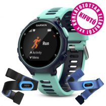 Garmin Forerunner 735XT TRI-Bundle kék (Midnight Blue & Frost Blue)