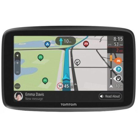 TomTom GO Camper Wifi World Map (élettartam frissítés)