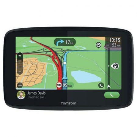 TomTom GO Essential 6 Wifi Europe (élettartam frissítés)