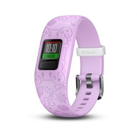 Garmin Vívofit jr. 2 Disney Princess Lila (csatos)