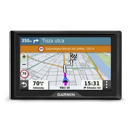 Garmin Drive 52 MT-S Európa Élettartam frissítés
