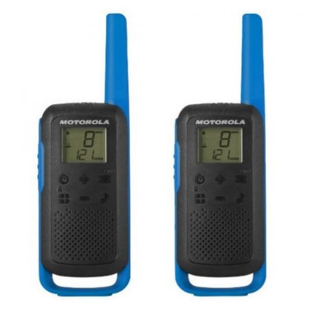 Motorola TLKR T62 Dual-Pack PMR rádió kék
