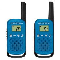 Motorola TLKR T42 Dual-Pack PMR rádió kék