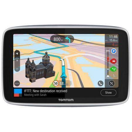 TomTom GO Premium 6 Wifi-SIM World Map (élettartam frissítés)
