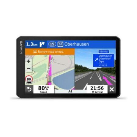 Garmin Dezl LGV700 MT-D Európa kamionos, buszos navigáció