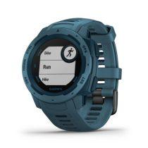 Garmin Instinct Lakeside Blue GPS-es sport- és okosóra