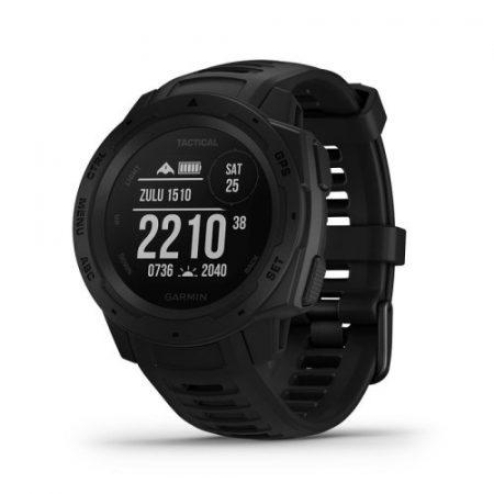 Garmin Instinct Tactical Black GPS-es sport- és okosóra