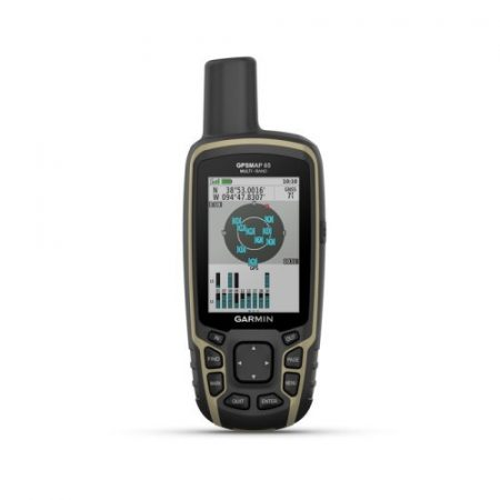 Garmin GPSMAP 65, Multi-Band