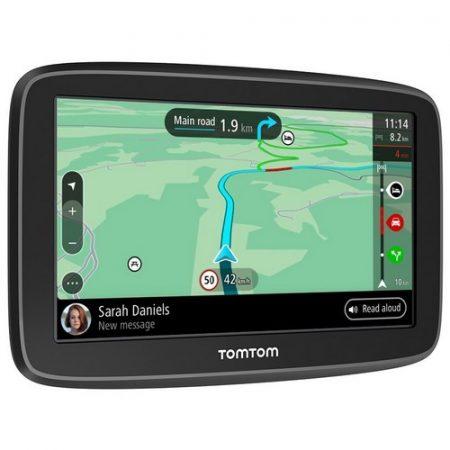 TomTom GO Classic 6 Wifi Europe (élettartam frissítés)