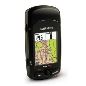 Garmin Edge 705 HR + CAD