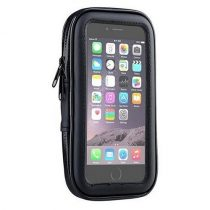 """Univerzális kerékpáros telefon tartó 6,5"""" méretig FS-XL+BK"""