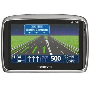 TomTom GO 750 Traffic