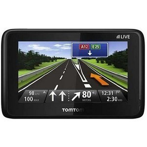 TomTom GO 1000 Traffic Europe