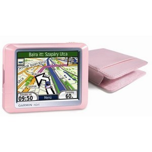 Garmin Nüvi 200 Pink Limited Edition