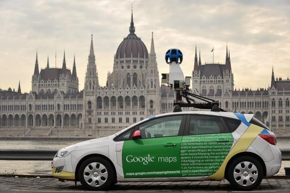 Google autó