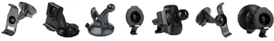 Régi és új Garmin autós GPS tartók