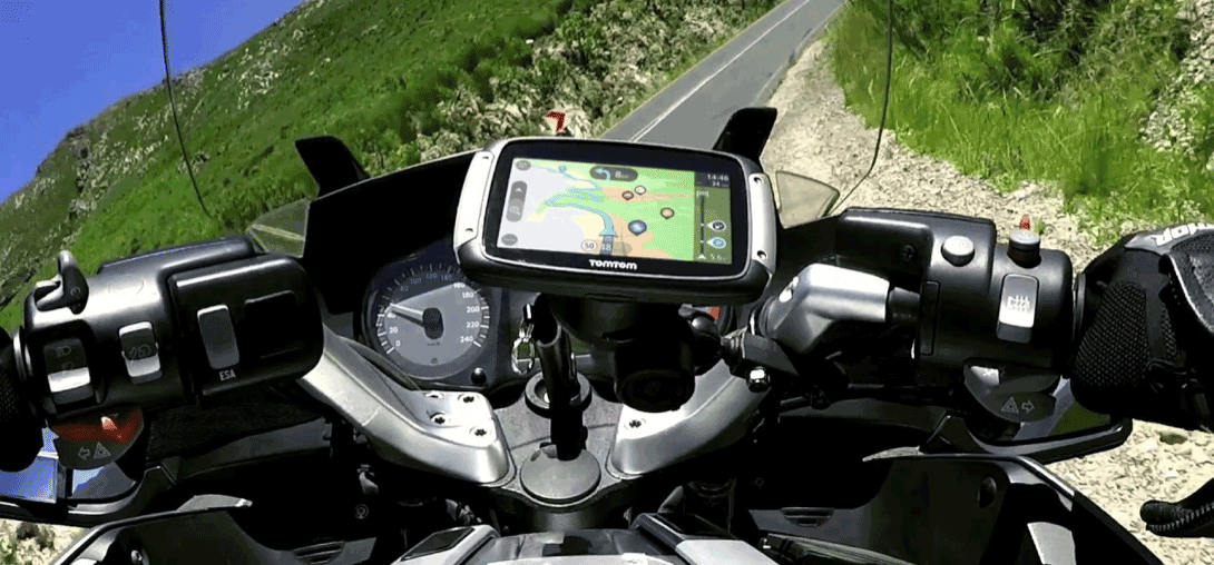 2017 – TomTom Rider 450 WorldMap