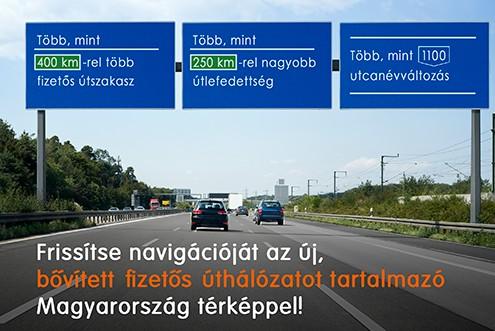 igo magyarország térkép Megjelent az iGO legújabb Magyarország térképe   Hírek   GPS.hu  igo magyarország térkép
