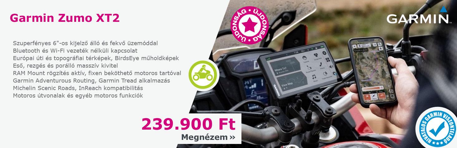 Garmin DriveSmart 55/65 MT-S autós navigáció