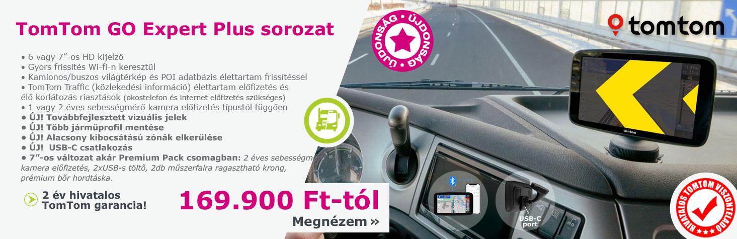 ÚJ Garmin Dezl LGV kamionos/buszos navigáció
